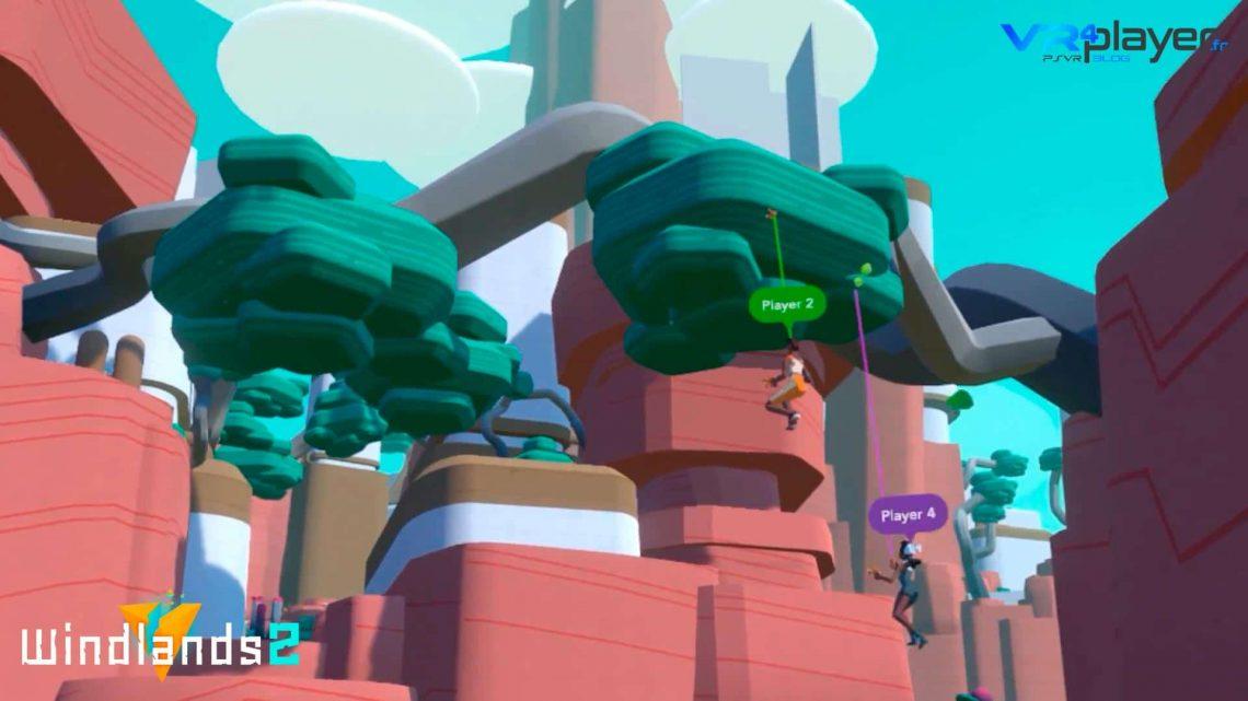 Windlands 2 annoncé sur PlayStation 2