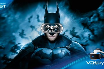 PlayStation VR : Batman Arkham VR, le test sur PSVR