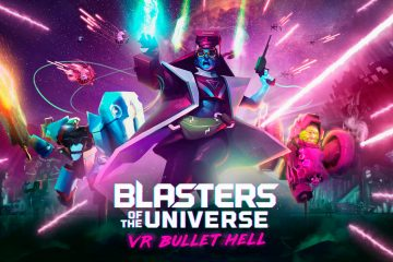 PlayStation VR : Blasters of the Universe prévu sur PSVR