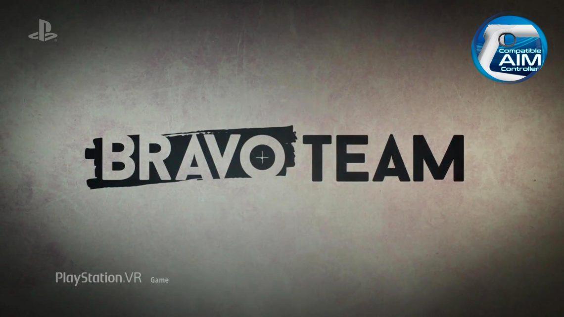 Bravo Team sur Playstation Vr
