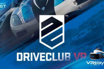 PlayStation VR : DriveClub VR sur le podium ? Test Review PSVR
