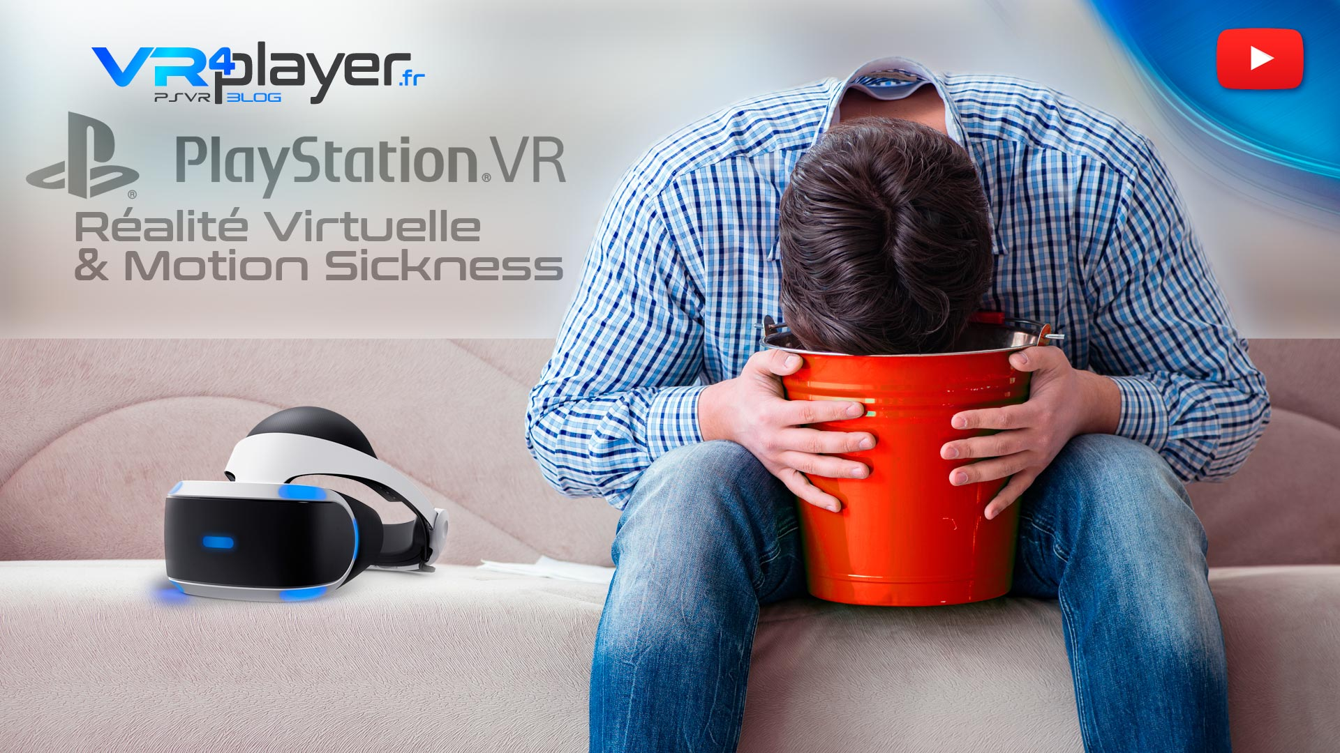 Motion Sickness VR4player.fr