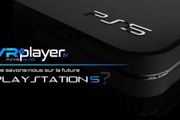 PlayStation 5 : Que savons-nous sur la future console de Sony ?