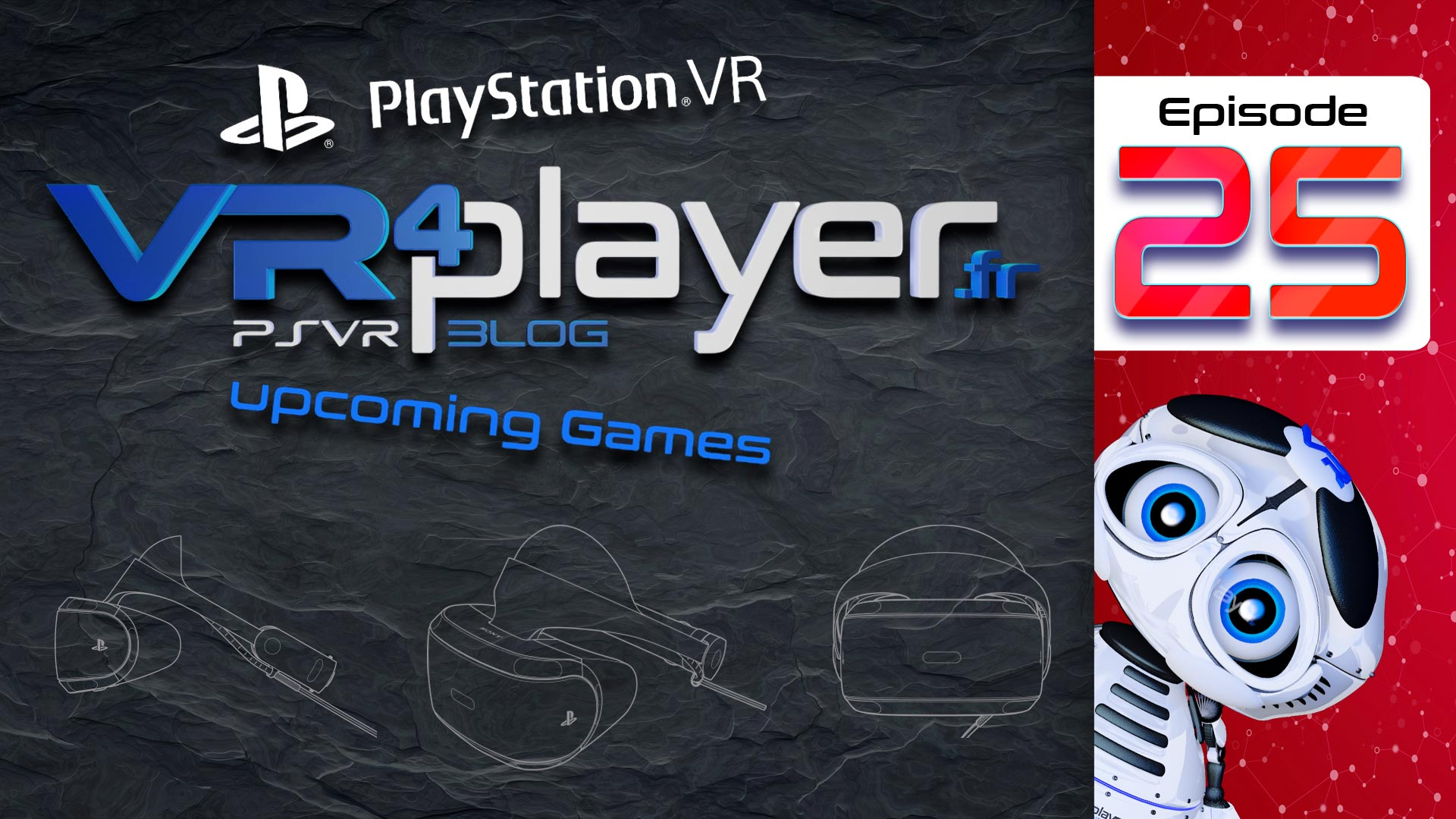 upcoming games - PlayStation VR VR4player