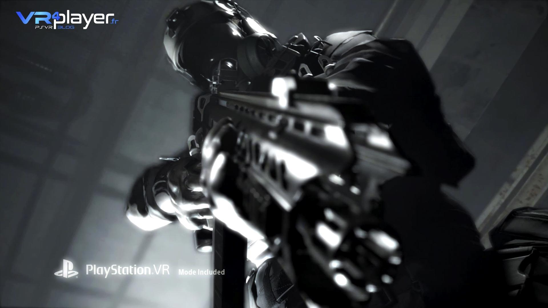 Resident Evil 7 Not a Heroe - vrplayer.fr