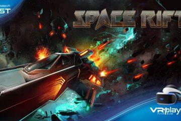 PlayStation VR : SPACE RIFT, le foreur de l'espace testé par VR4player.fr