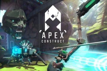 PlayStation VR : APEX Construct, aventure au tir à l'Arc sur PSVR