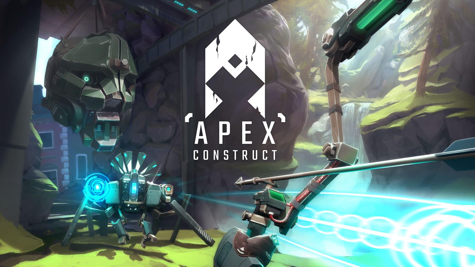 Apex Construct en exclusivité temporaire sur PSVR - vrplayer.fr
