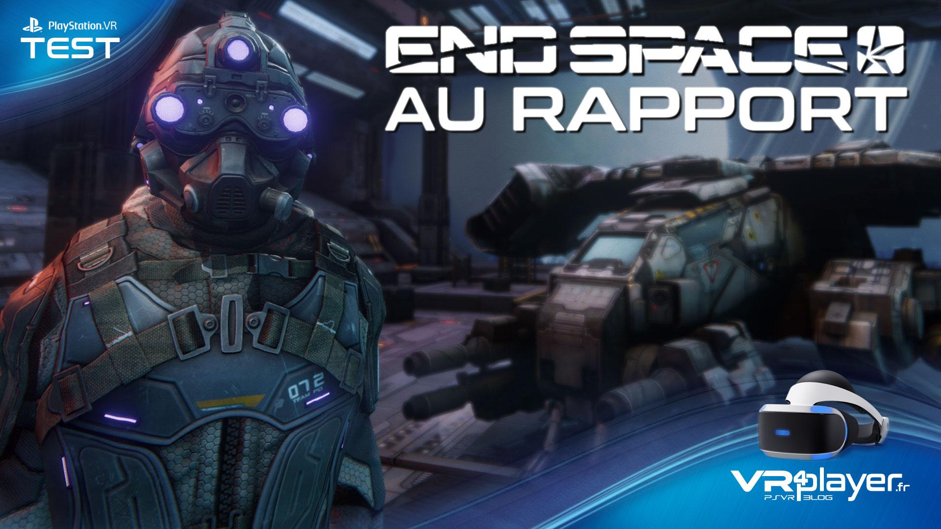 End Space le test de Vrplayer.fr