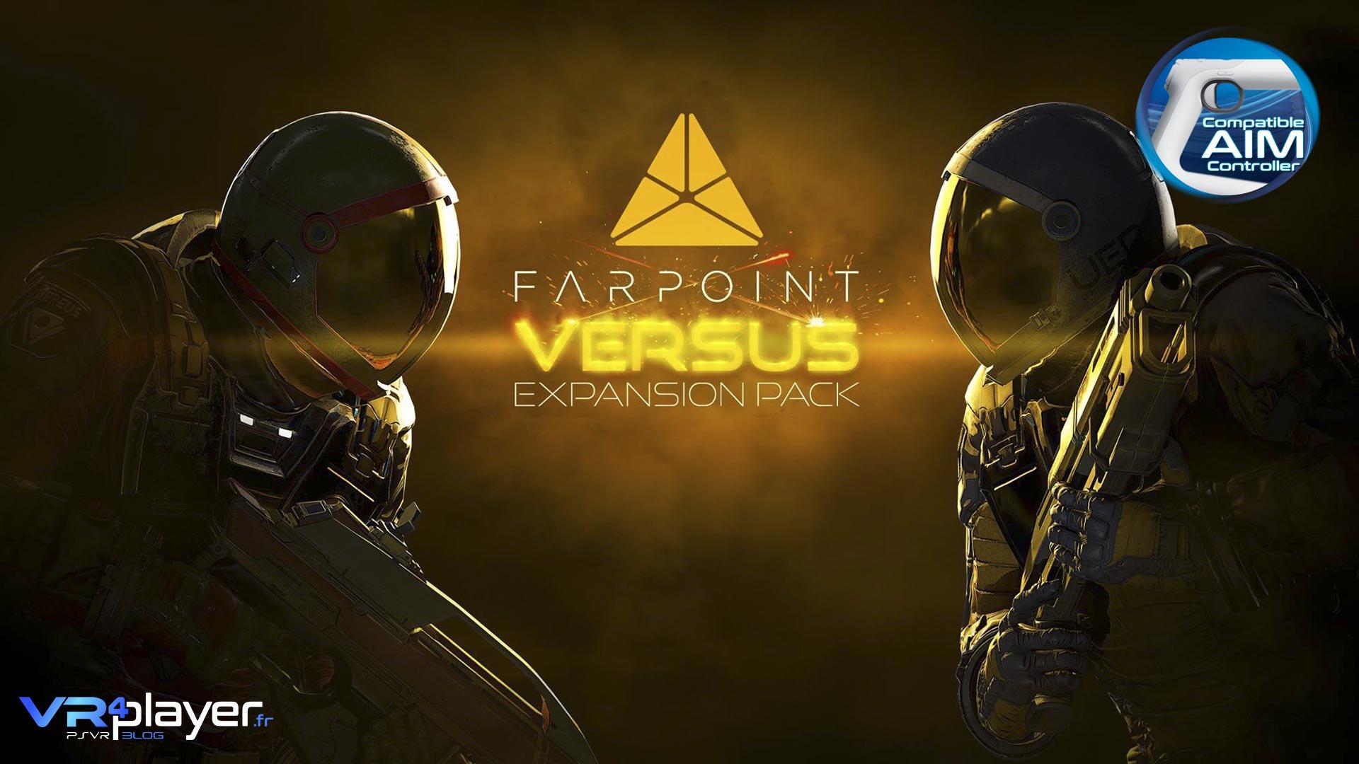 Farpoint Versus, nouveau DLC sur PSVR - vrplayer.fr