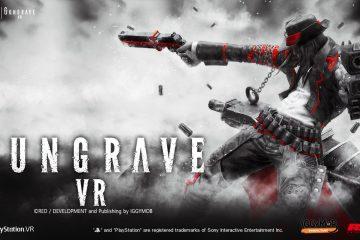 PlayStation VR : Gungrave VR dispo au Japon et très bientôt en Europe !