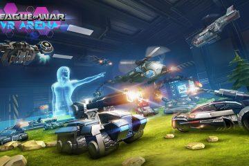 PlayStation VR : League of War VR Arena débarque le 8 novembre sur PSVR !