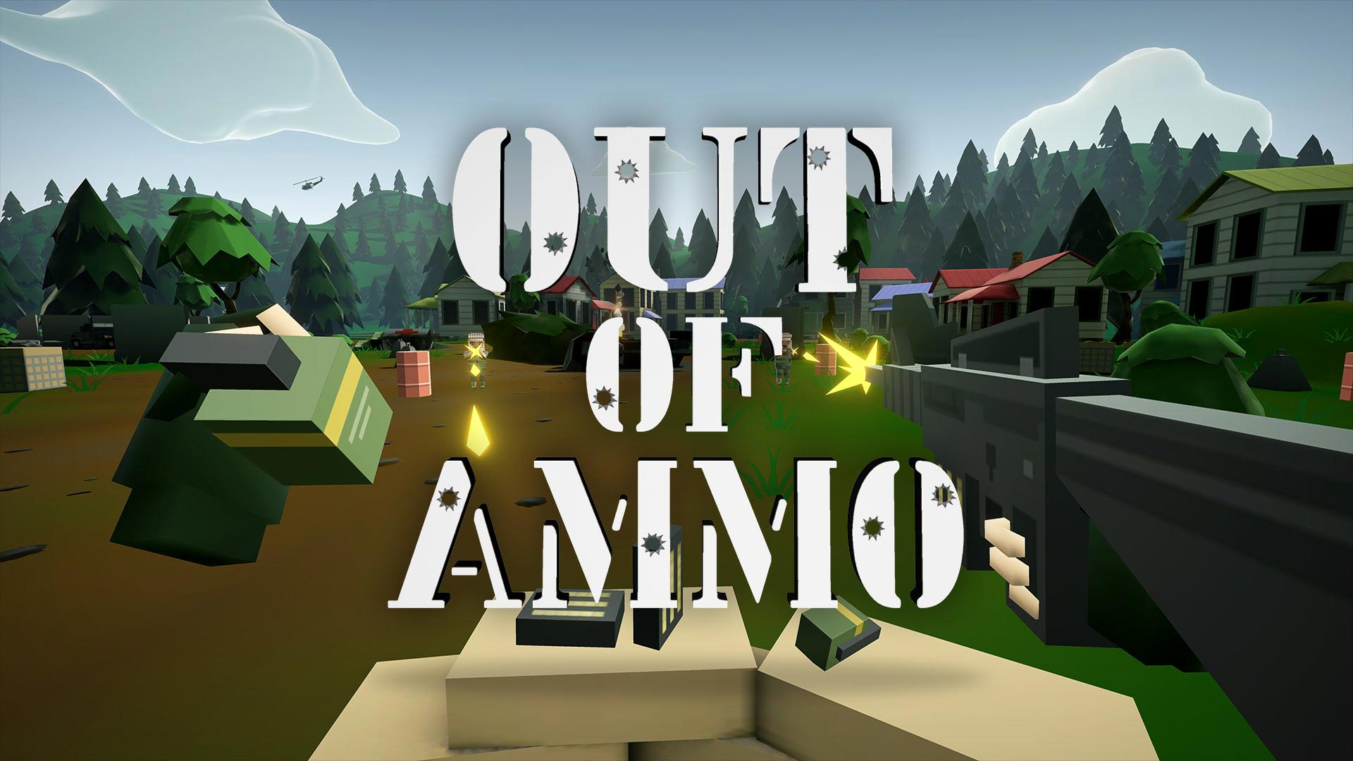 out of ammo, playstation VR VR4player.fr