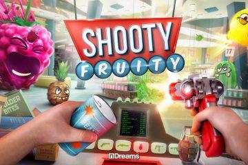 PlayStation VR : Shooty Fruity disponible en précommande sur PSVR