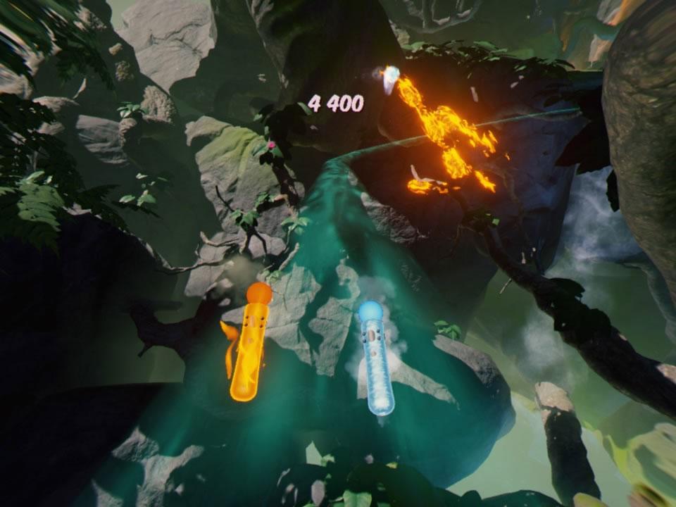 Dexed capture d'écran PS4 fat