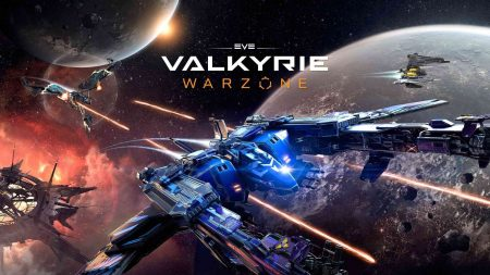 Eve Valkyrie sur PlayStation VR CCP Games