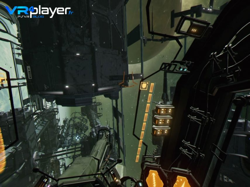 Eve Valkyrie sur PlayStation VR