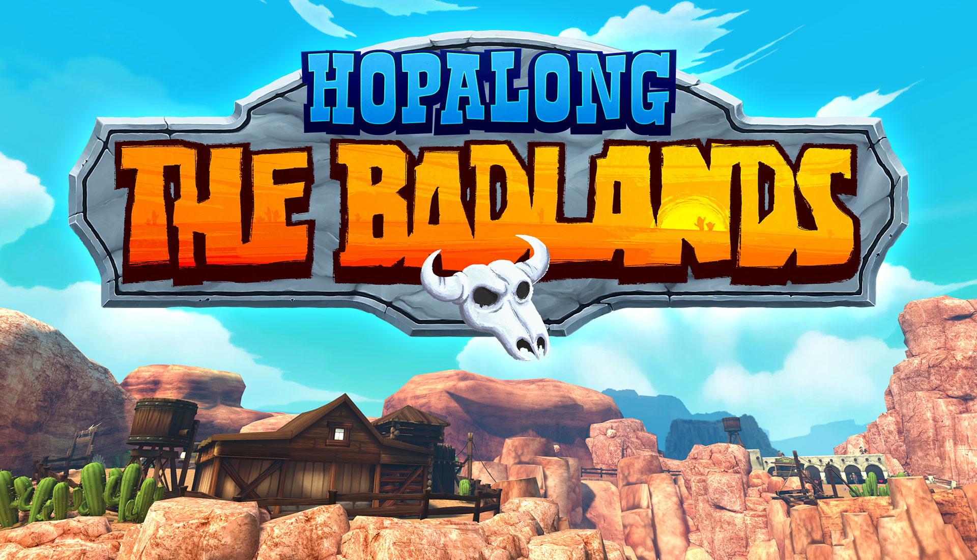 Hopalong the Badlands