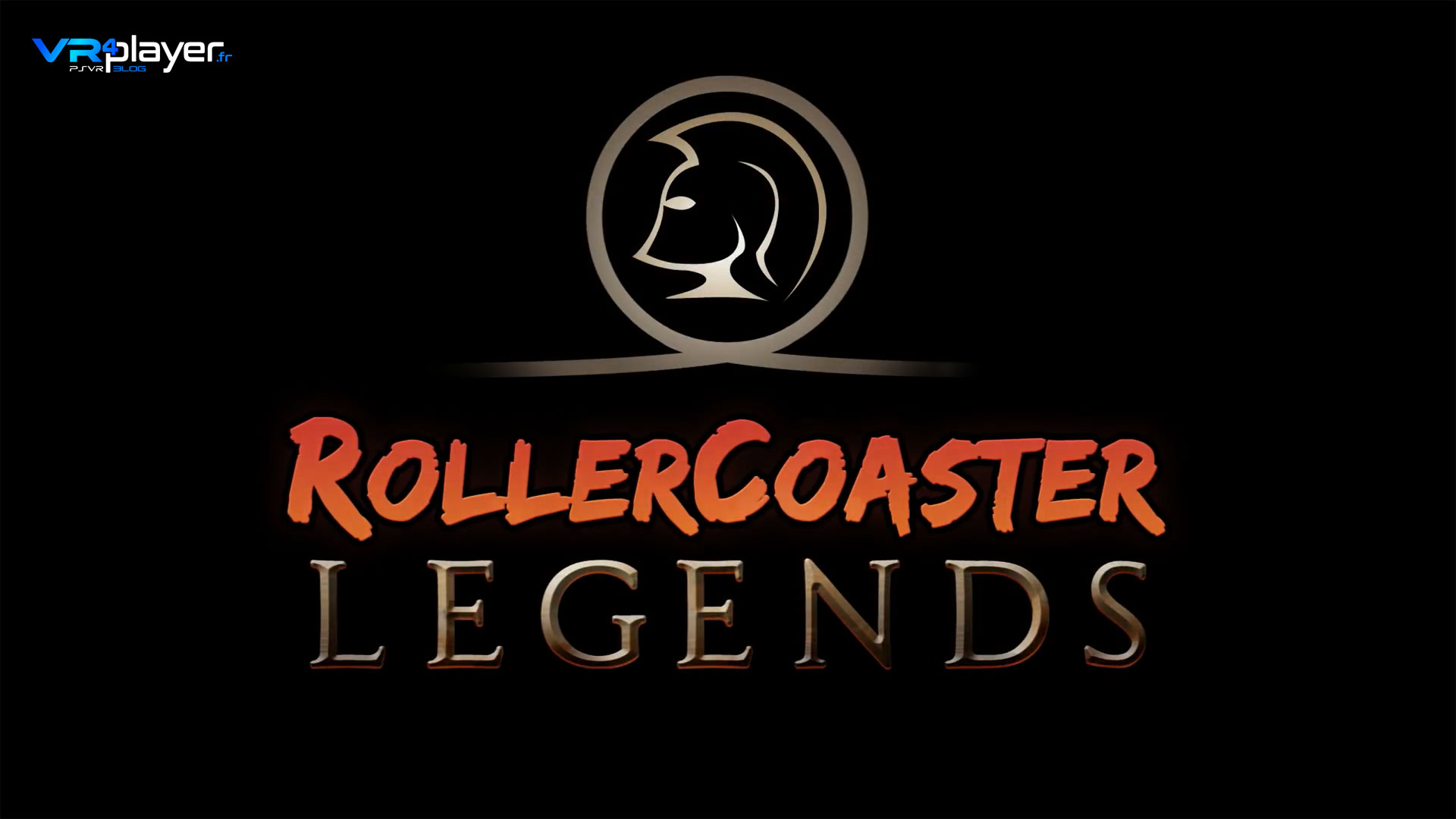 RollerCoaster Legends sur PSVR