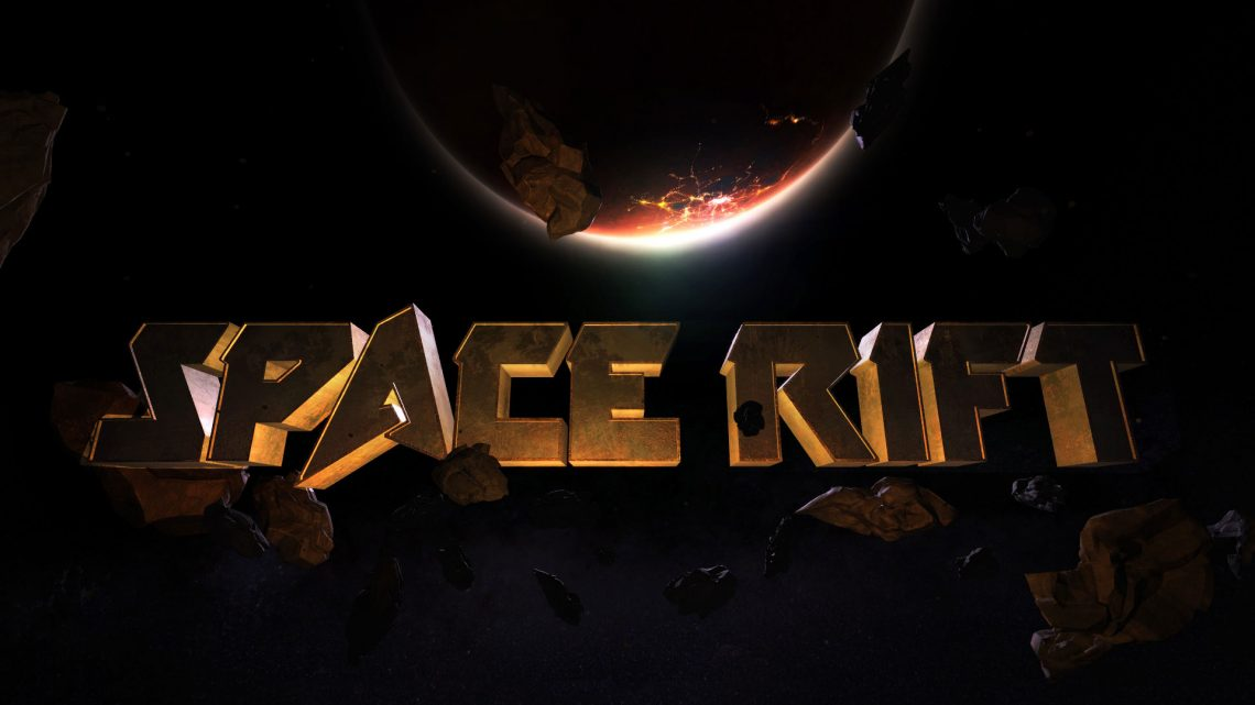 SPACE RIFT sur PlayStation VR
