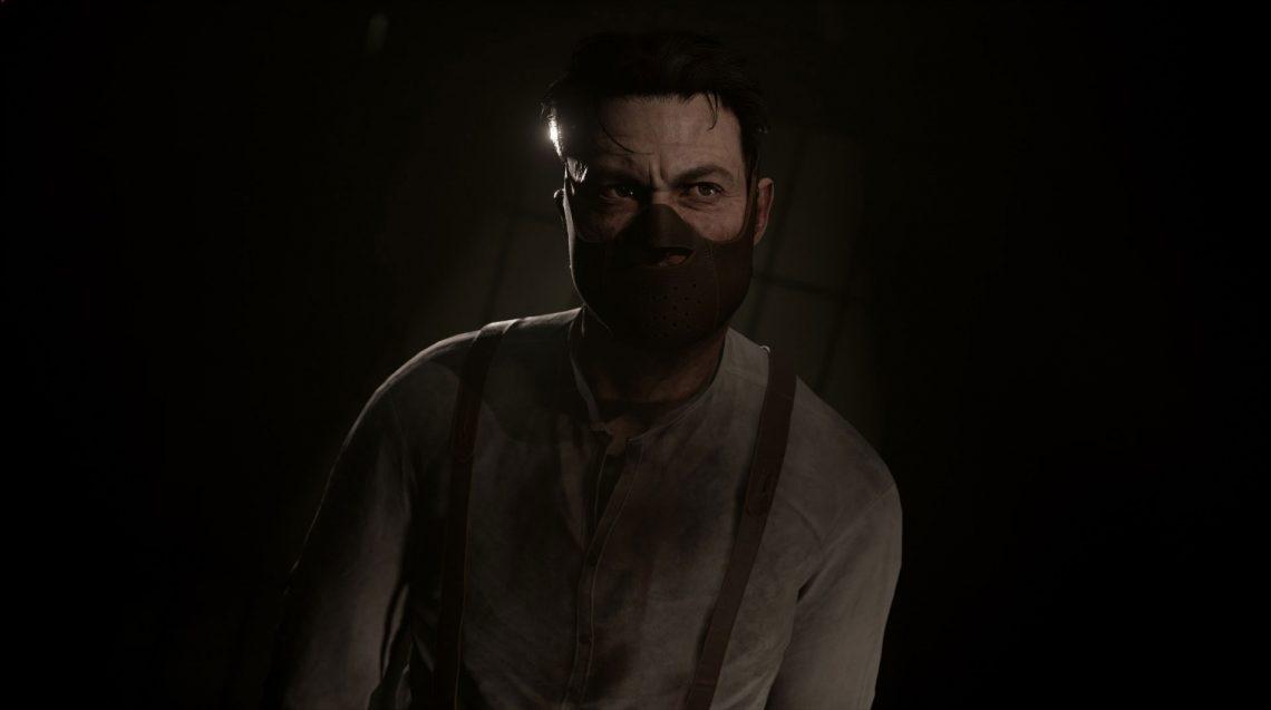 The Inpatient sur PlayStation VR