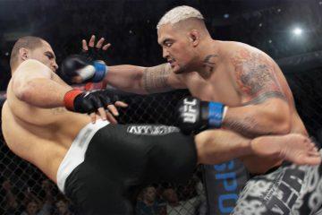 PlayStation 4 : UFC 3 le combat Ultime sur PS4 et PS4 Pro