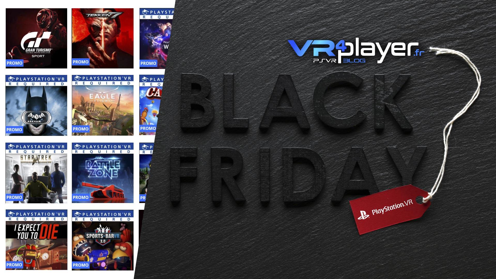 Les offres Black Friday