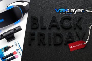 PlayStation VR : Des promos à gogo pour la semaine du Black Friday