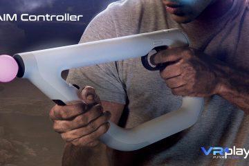 PlayStation VR : AIM Controller, un accessoire PSVR indispensable ?
