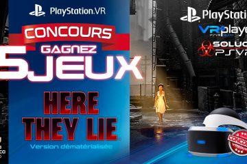 CONCOURS : Here They Lie, 5 jeux à gagner (versions dématérialisées)