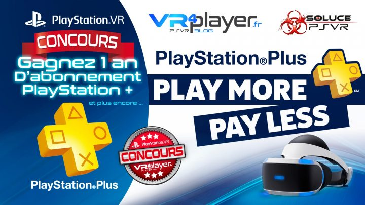 PlayStation+ Concours 2018
