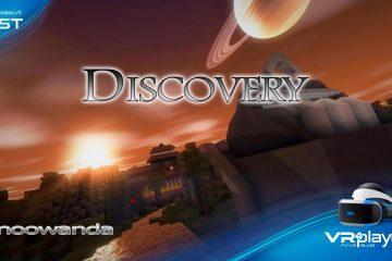 PlayStation VR : Discovery, le Minecraft du PSVR ? Test, L'avis des enfants