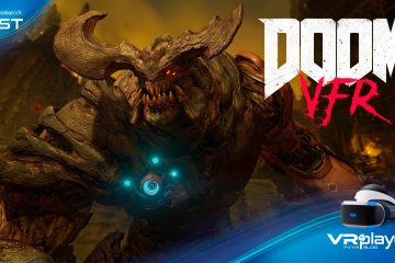 PlayStation VR : Doom VFR, Bienvenue en enfer sur PSVR ! Test – Review