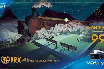 PlayStation VR : Manifest 99, un voyage vers l'au-delà. Notre test Review