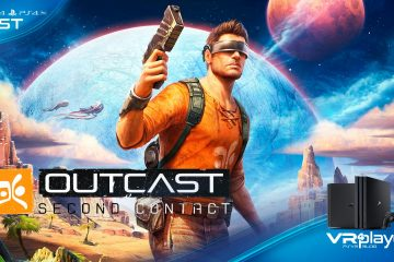 PS4, PS4 PRO : Outcast Second Contact le test spatio temporel de VR4player.fr