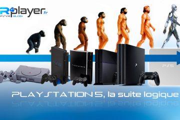 PlayStation 5 : Une suite logique pour la prochaine console de Sony