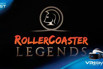 PlayStation VR : RollerCoaster Legends, ça vous dit un petit tour de manège ? Test Review