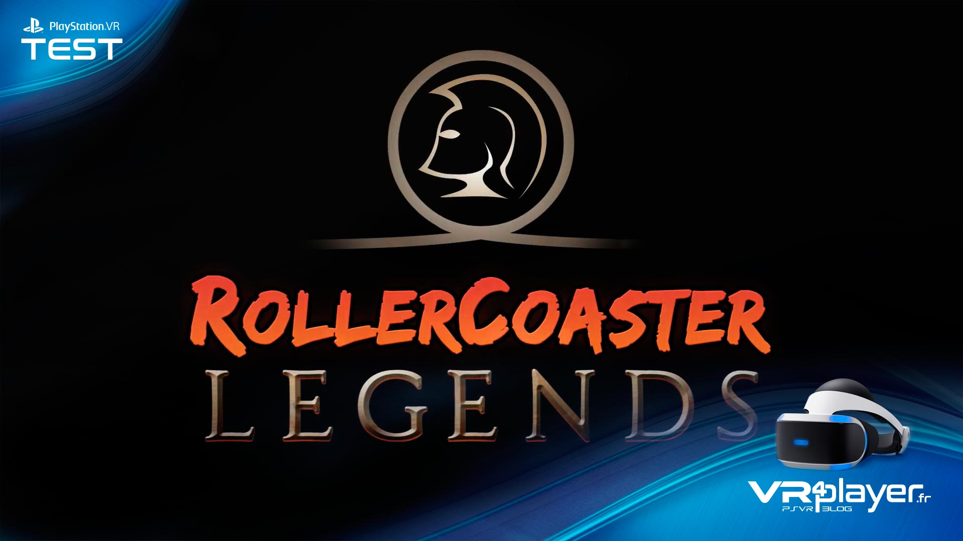RollerCoaster Legends test reviex VR4player