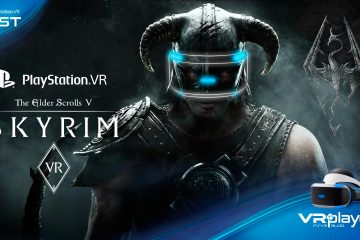 Skyrim VR sur PlayStation VR : Notre Test Review du jeu de Bethesda