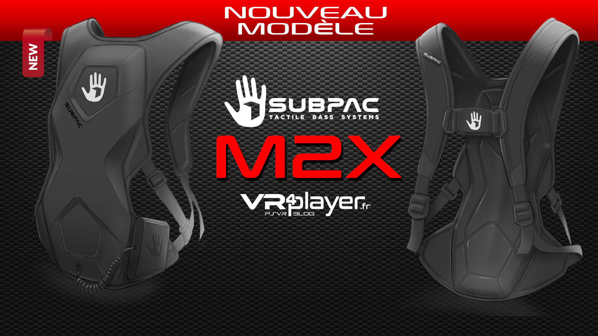 Subpac M2X VR4player.fr