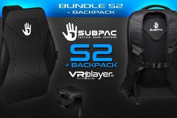 Subpac S2, Une version assise du Subpac pour la réalité virtuelle