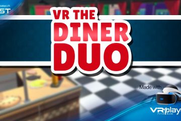 VR The Diner Duo : Au boulot les cocos et en coop SVP ! Test Review sur PSVR