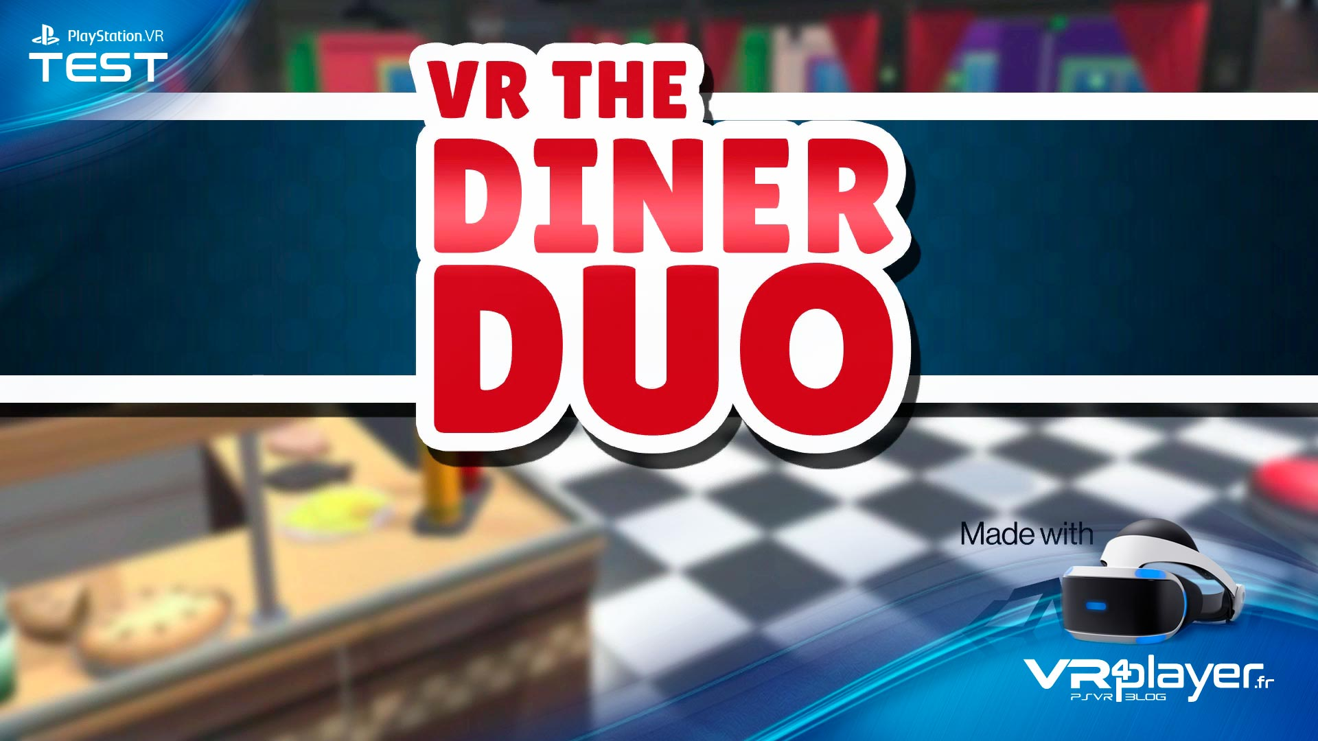 VR The Diner Duo Test Review PlayStation VR PSVR VR4player