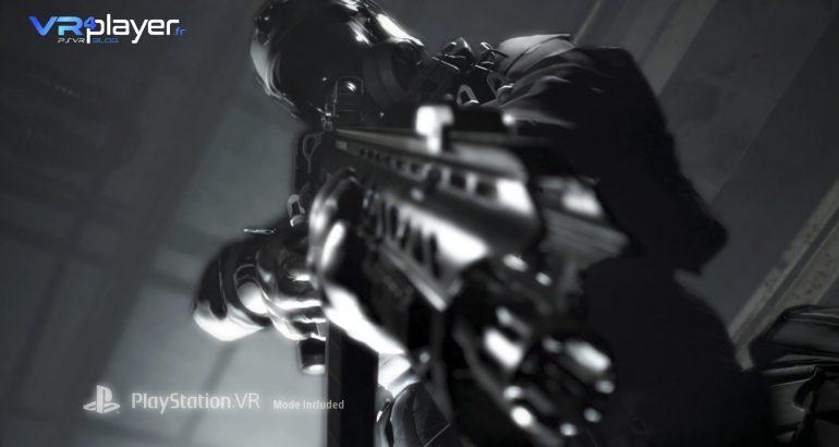 not a hero Resident Evil 7 VR4player
