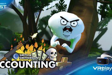 PlayStation VR : Accounting + teste l'humour des joueurs PSVR