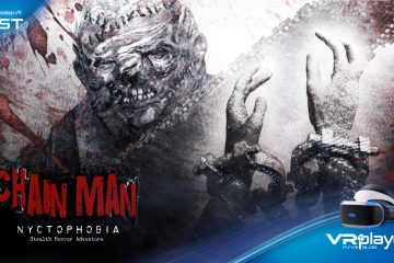 PlayStation VR : Chainman arrivera-t-il en Europe ? Preview