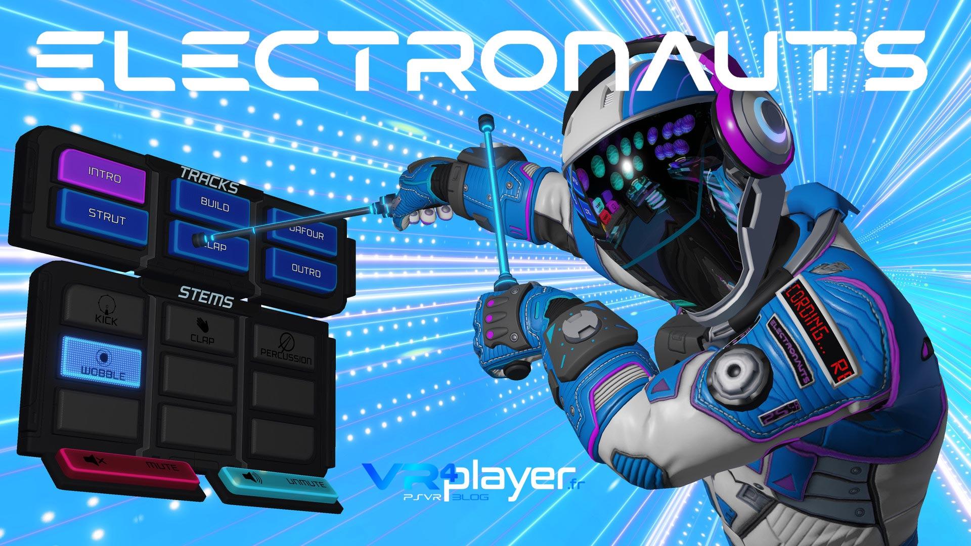 Electronauts PlayStation VR - vrplayer.fr