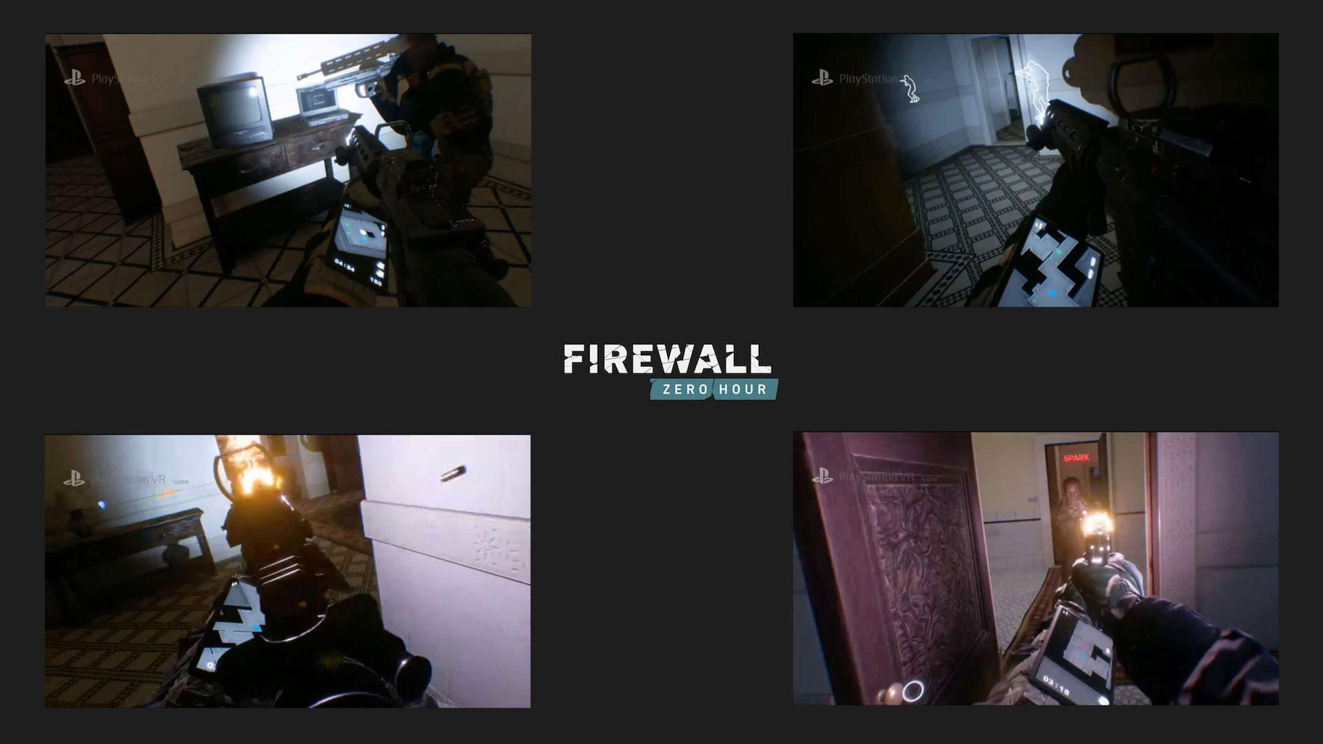 Firewall Zero Hour sur PSVR