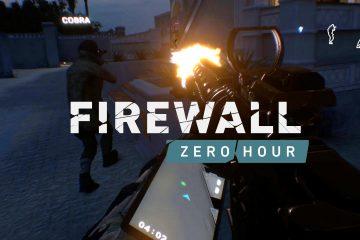 PlayStation VR : Firewall Zero Hour, les dernières infos du FPS exclusif PSVR