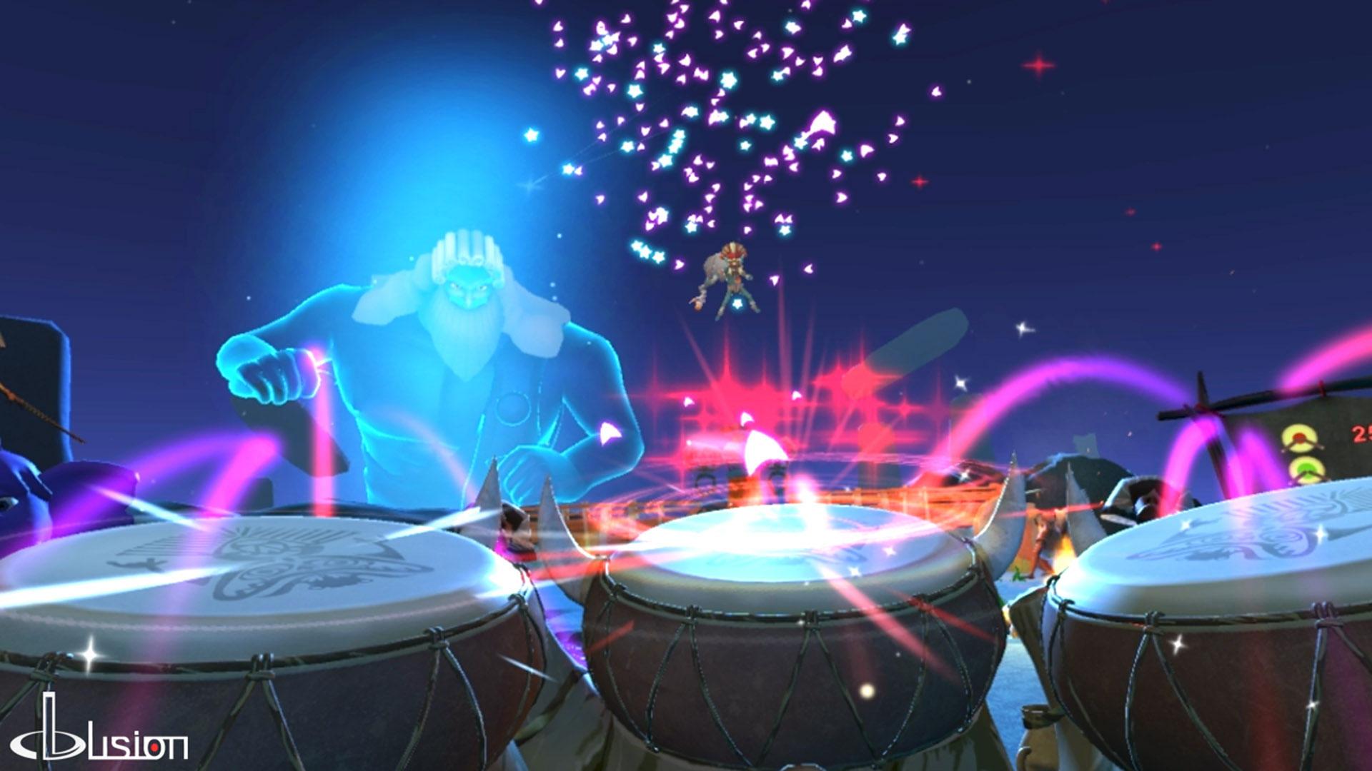 Happy Drummer VR PSVR -vrplayer.fr